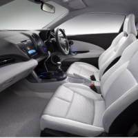 Honda CR-Z Concept 2009 debuts in Tokyo