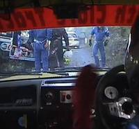 Irish Rally video