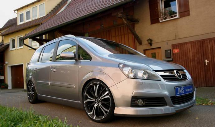 JMS Opel Zafira B