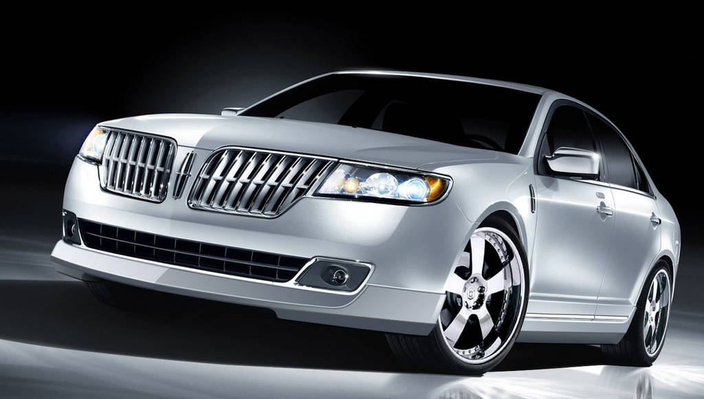 Lincoln MKZ MKS and MKT customized for SEMA 2009