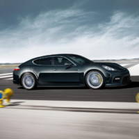 Mansory Porsche Panamera preview