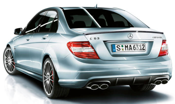Mercedes C63 AMG Performance Package