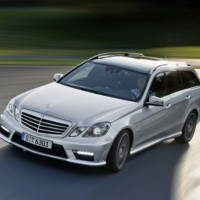 Mercedes E 63 AMG Estate