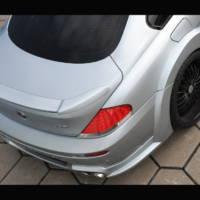 Prior BMW M6 aero kit