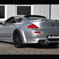 Prior BMW M6 aero kit
