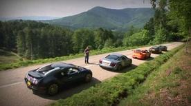 Supercar Test Drive Video