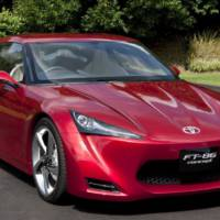 Toyota FT-86 Concept Tokyo preview