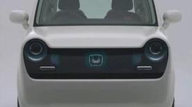 Video: Honda EV-N battery electric vehicle