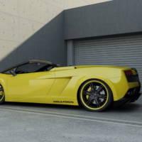 Wheelsandmore Lamborghini Gallardo LP 560-4