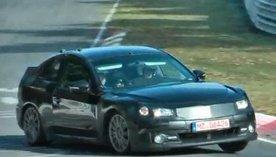 2011 Toyota FT-86 - Subaru 086a Spy Video