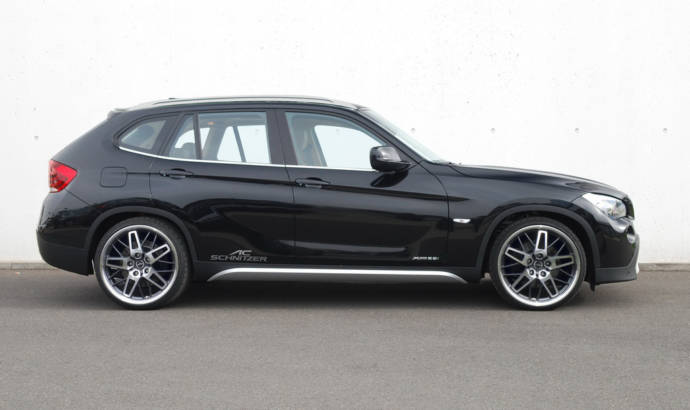 AC Schnitzer BMW X1 wheels