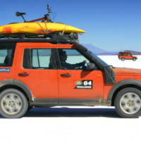 20 Years of Land Rover Discovery - Photos and Details
