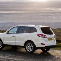 2010 Hyundai Santa Fe price for UK