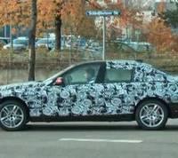 2012 BMW 3 Series Sedan Spy Video