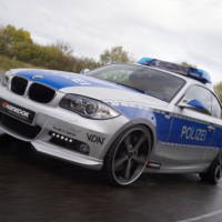 AC Schnitzer BMW 123d Coupe Police Car