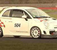 Abarth 500 Assetto Corse review video