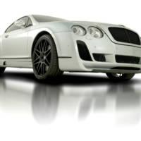 Bentley Continental GT body kit by Vorsteiner