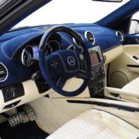 Brabus Mercedes GL Facelift