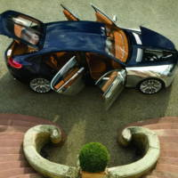 Bugatti 16C Galibier Concept photos and details
