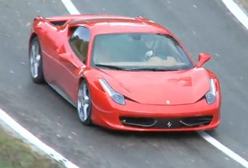 Ferrari 458 Italia review video