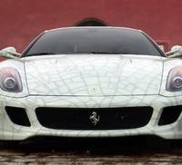 Ferrari 599 GTB Fiorano China edition sold for 1.2M Euro