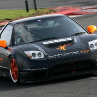 Honda NSX production race car