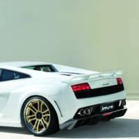 IMSA GTV Lamborghini Gallardo LP 560-4