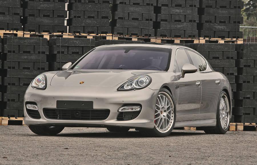 Porsche Panamera chiptuning by Mcchip