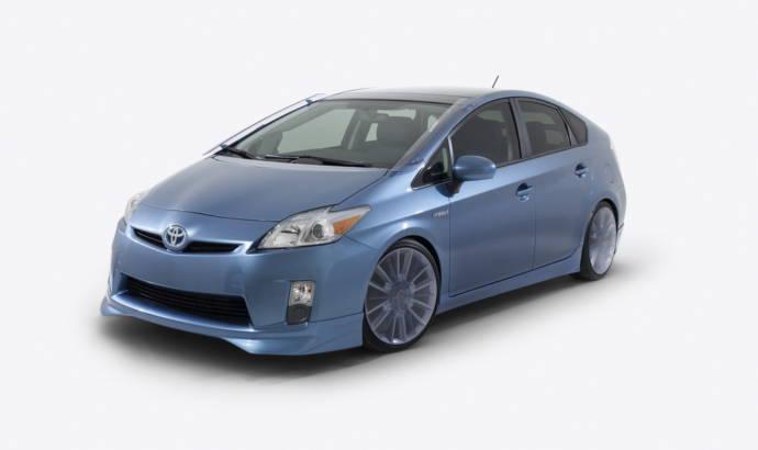 Sema 2009: Toyota Prius Aerius and Aemulus