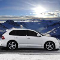 TECHART Porsche Winter Wheels