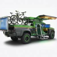 Toyota Tacoma All-Terrain Gamer - SEMA 09