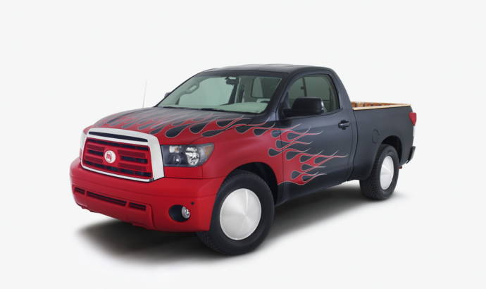 Toyota Tundra Hot Rod coming to SEMA 2009