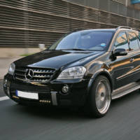 Vath Mercedes ML 63 AMG
