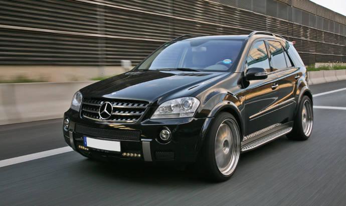 Vath Mercedes ML 63 AMG