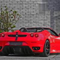 Wimmer Ferrari F430 Scuderia
