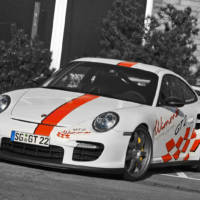 Wimmer Porsche 911 GT2 Speed with 827 HP