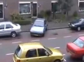 Video: Lateral Parking Fail