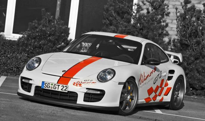 Wimmer Porsche 911 GT2 Speed with 827 HP