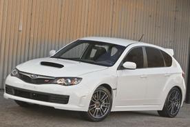 2010 Subaru Impreza WRX STI Special Edition price