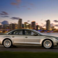 2011 Audi A8 - photos and details