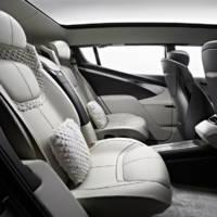 Aston Martin Lagonda Concept new photos