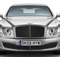 Bentley Mulsanne Price