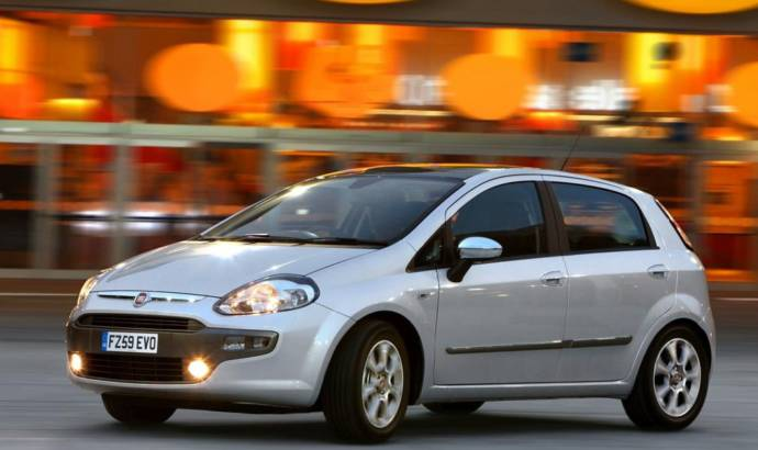 Fiat Punto Evo price for UK