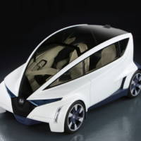 Honda P-NUT Concept - Ultra Compact City Coupe
