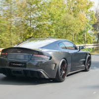 Mansory CYRUS Aston Martin DB9 or DBS