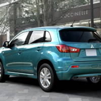 Mitsubishi RVR compact crossover