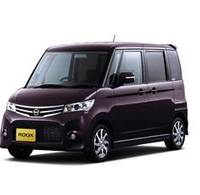 Nissan Roox E and Highway Star