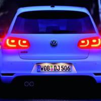 Volkswagen Golf VI gets LED lights