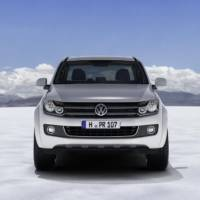 Volkswagen Amarok Pickup Truck - First Photos