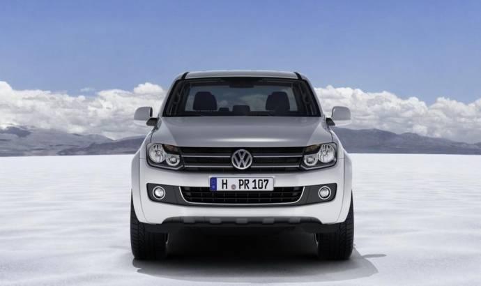 Volkswagen Amarok Pickup Truck - First Photos